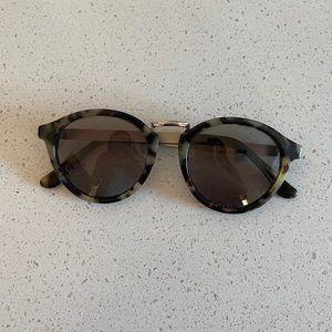 Madewell Indio sunglasses in tortoiseshell